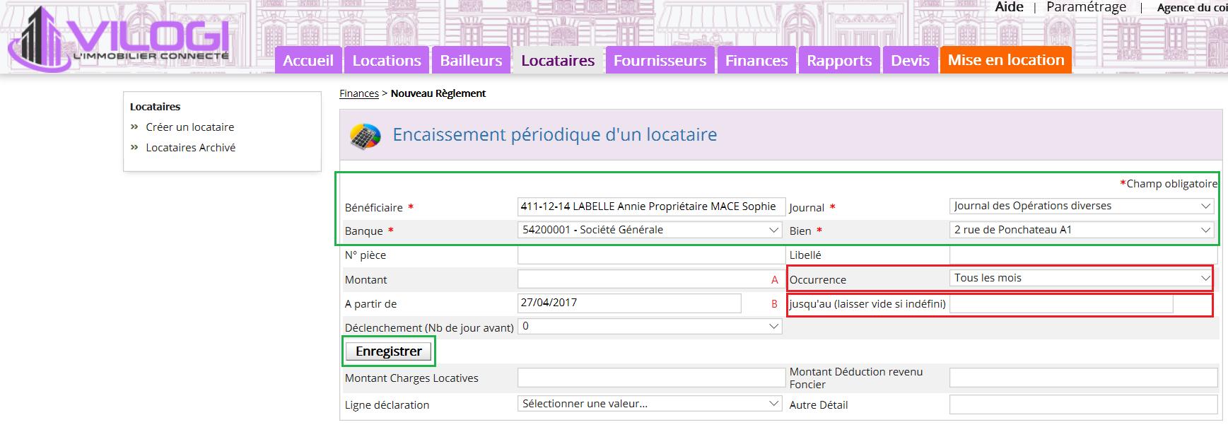 facturation automatique de l assurance au locataire logiciel gestion locative