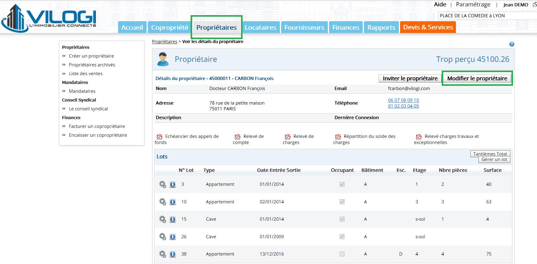 Tutoriel logiciel immobilier pour syndics et administrateurs de biens
