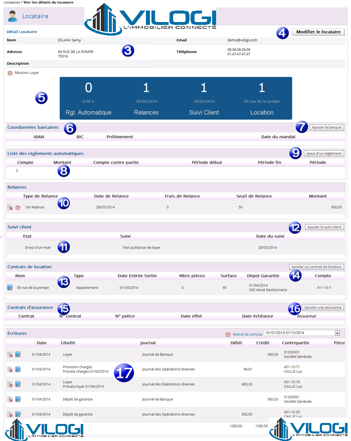 Tutoriel logiciel immobilier pour syndic et administrateur de biens
