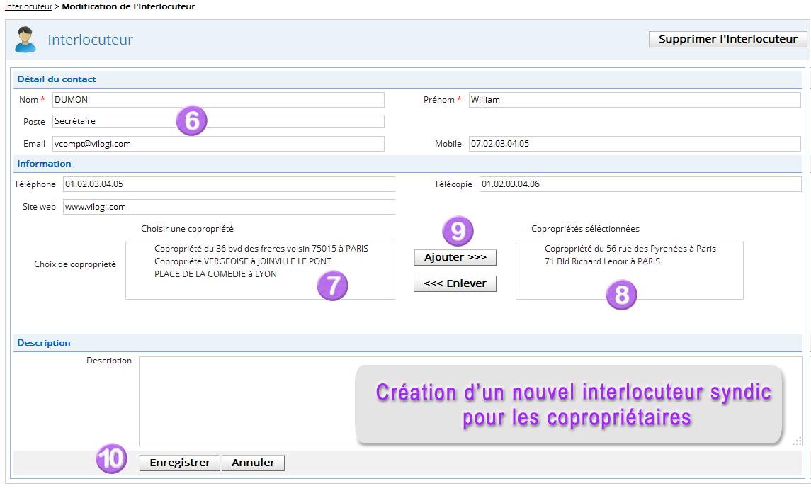 Interlocuteur du syndic de copropri t avec le logiciel de - Ouvrir un cabinet de gestion de patrimoine ...